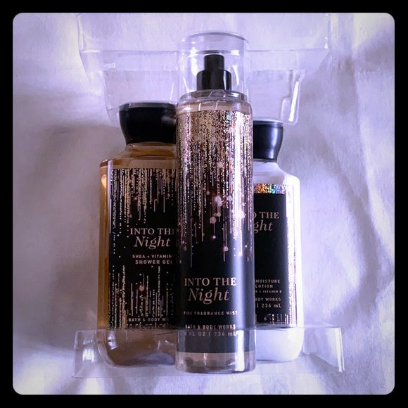 Into The Night Body Care Gift Set